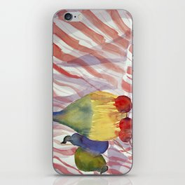 Fruit and Wine iPhone Skin