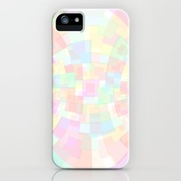 GS Geometric Abstrac 09BC S6 iPhone Case