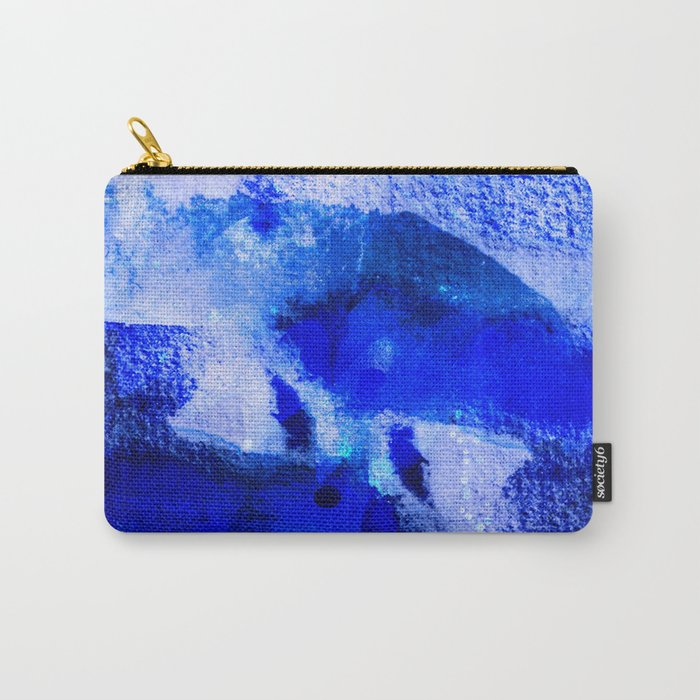 Zodiac Signs Pisces Carry-All Pouch