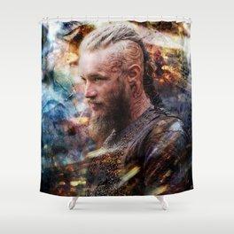 Unafraid Shower Curtain