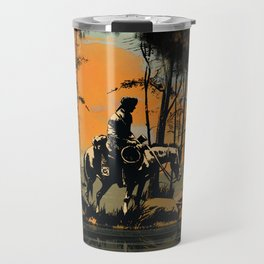 In the Evening (version 2) Travel Mug