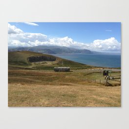 Orme Tramway Canvas Print