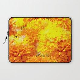 Blooming Flowers Laptop Sleeve
