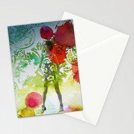 eine Kleine Geschichte über die Liebe #5 Stationery Cards