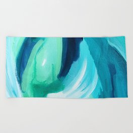 Cool Breeze Beach Towel
