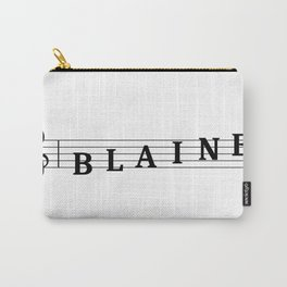 Name Blaine Carry-All Pouch