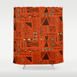Tiho Shower Curtain