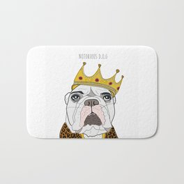 Celebrity Dogs-Notorious D.O.G. Bath Mat