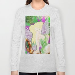 DO YOU BELIEVE IN FAYRIES? Long Sleeve T-shirt