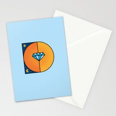 D like D Stationery Cards