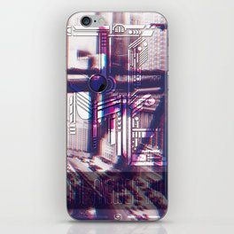 Time - Tempo iPhone Skin