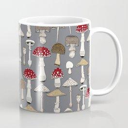 mushrooms iron Coffee Mug