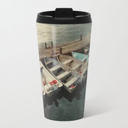 Dinghy Dock Travel Mug