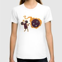 katamari T-shirts featuring Katamari of the Dead by Hector Mansilla