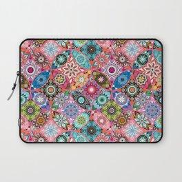 Moroccan bazaar | pink Laptop Sleeve