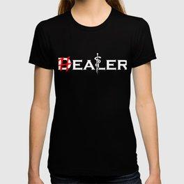 "Pharmacist Dealer ""Healer"" with Aesculapius Gift T-shirt"