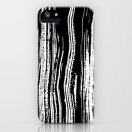Frozen Falls No. 2 iPhone Case