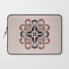 Queen of Hearts mandala Laptop Sleeve