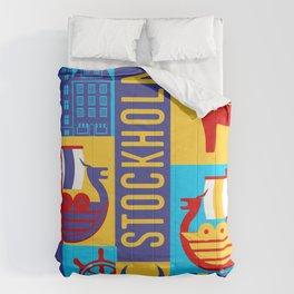 My Stockholm Comforters