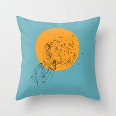 Third Eye Throw Pillow