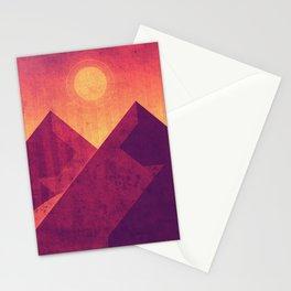 Venus - Sapas Mons Stationery Cards