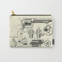 Revolving Fire Arm-1875 Carry-All Pouch