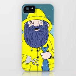 Fisherman iPhone Case