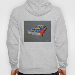 rusty dodge charger Hoody