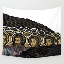 Sea of Saints Wall Tapestry