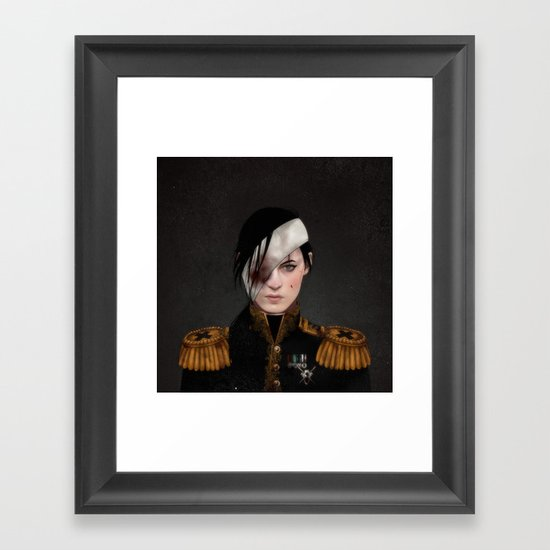 Apex Predator.  Framed Art Print