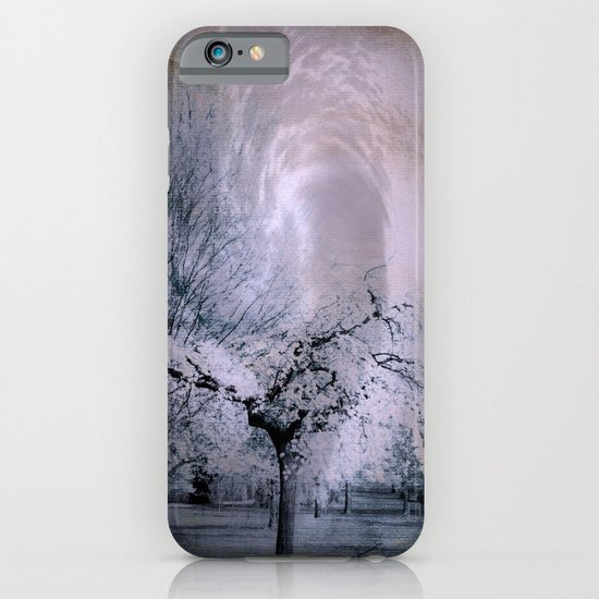 Ghost Tree iPhone & iPod Case