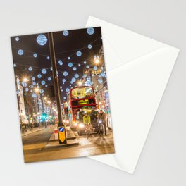 Christmas in London Stationery Cards