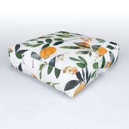 Orange Grove Outdoor Floor Cushion