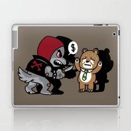 Animal Robbery Laptop & iPad Skin