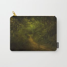 If You go Down to the Woods Today... Carry-All Pouch
