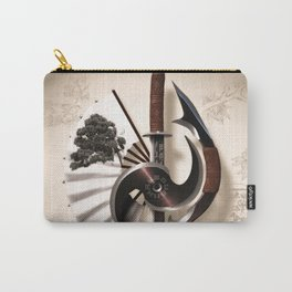 Martial Arts Weapon Carry-All Pouch