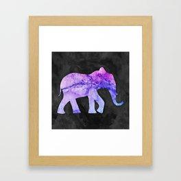 Almighty Elephant, 2016 Framed Art Print