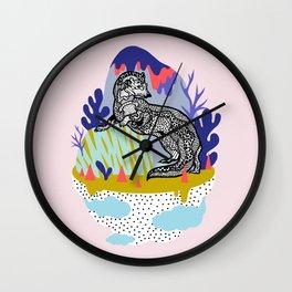 Marten Wall Clock