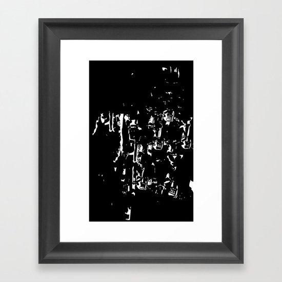 stabila day 1 Framed Art Print