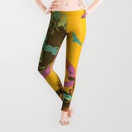 NATURE GRAMOPHONE Leggings