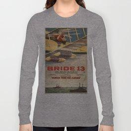 Vintage poster - Bride 13 Long Sleeve T-shirt