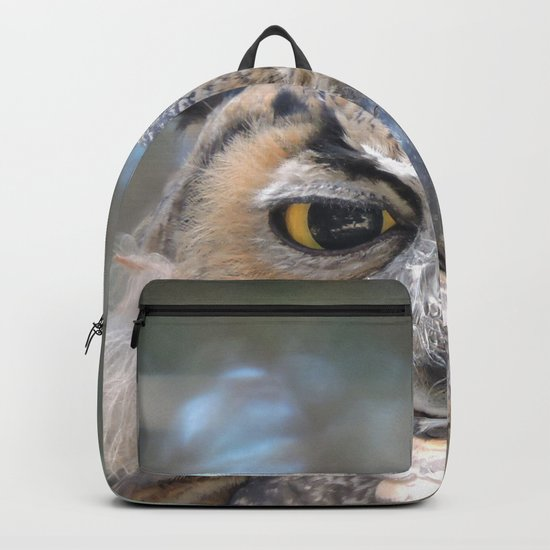 Owl Wink Backpack