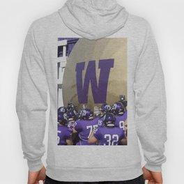 Winona State University Football Hoody