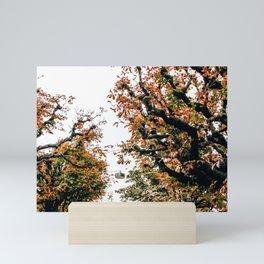 Don't Leaf Me | Lucerne, Switzerland Mini Art Print