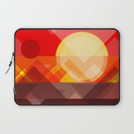 ALL MY THOUGHTS ARE USELESS Laptop Sleeve