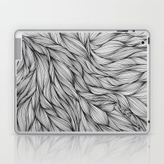 Pin in a Hairstack Laptop & iPad Skin