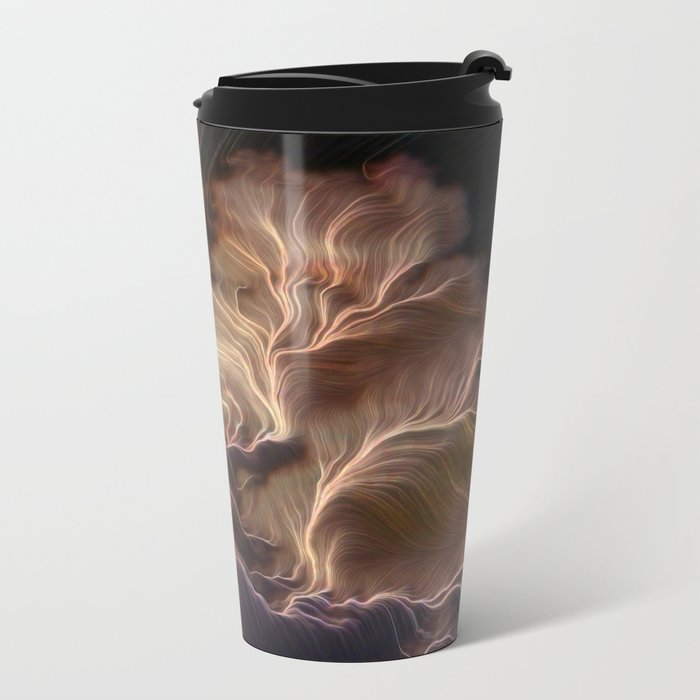 The Sleepwalker Metal Travel Mug