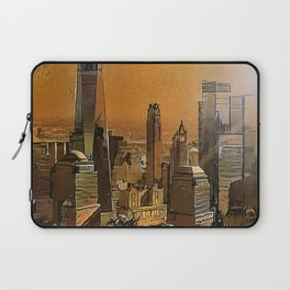 New York Dawn Laptop Sleeve