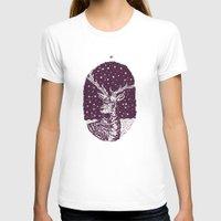 deer T-shirts featuring Deer by BernardoMajer