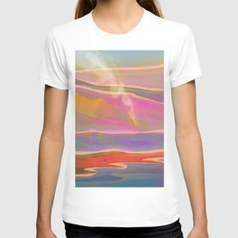 Adventure in the Volcanic Lands - Fumarole T-shirt